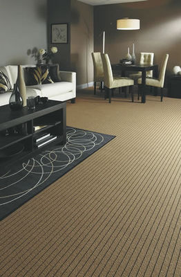 Axminster Carpets - Fitted carpet-Axminster Carpets-Simply Natural Stripe