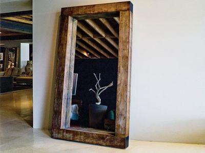 Environmental Street Furniture - Table mirror-Environmental Street Furniture-Beam
