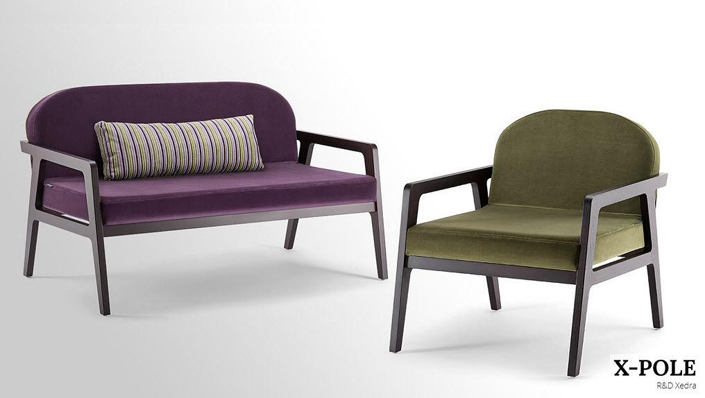 Xedra Sessel Sessel Sitze & Sofas  |