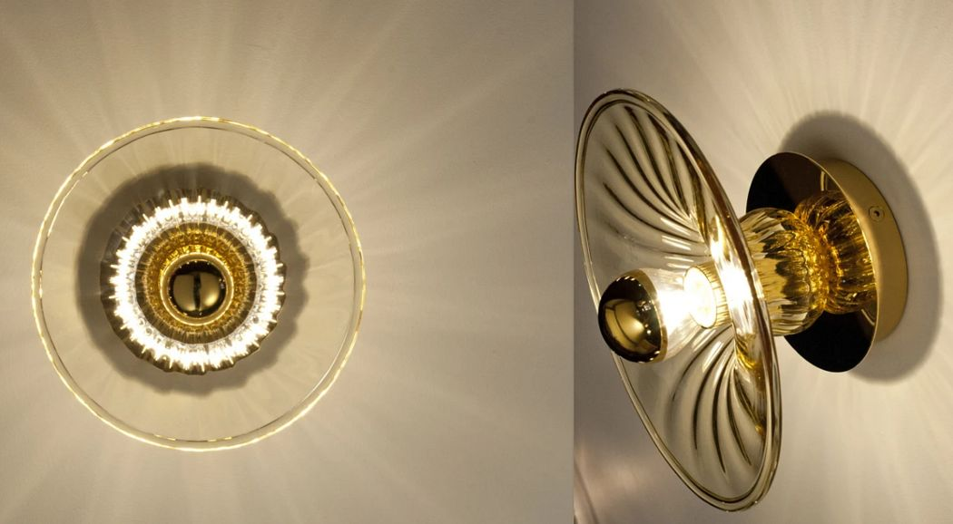 Baroncelli Wandleuchte Wandleuchten Innenbeleuchtung  |