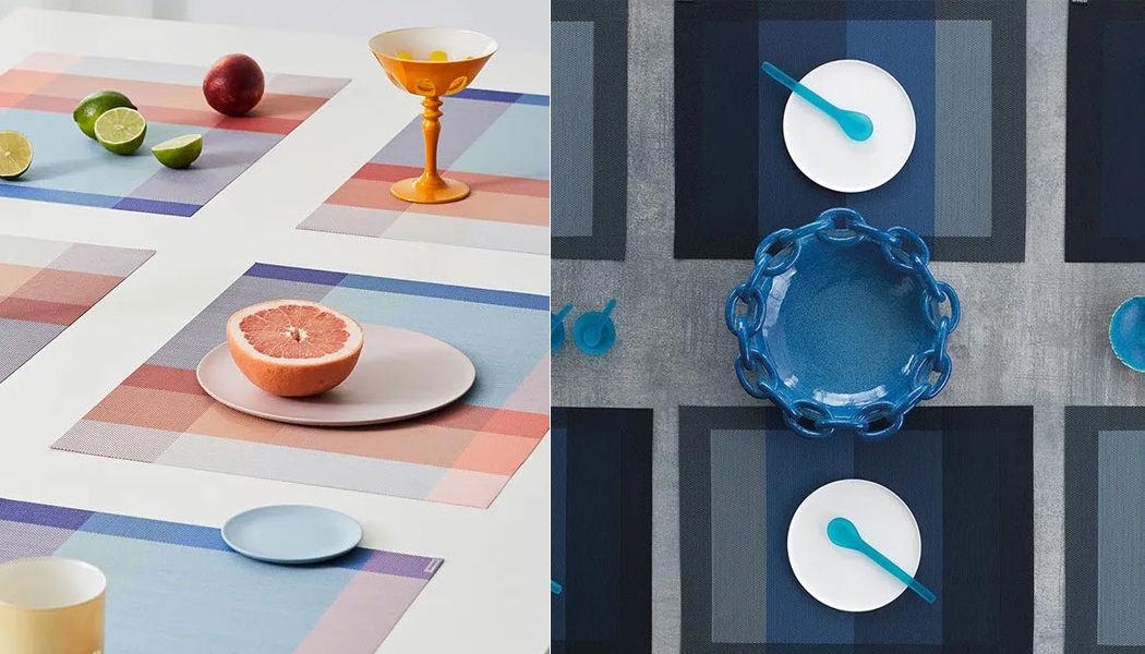 CHILEWICH Tischset Sets Tischwäsche  |