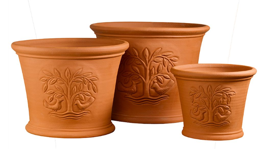 Whichford Pottery Garten-Blumentopf Blumentöpfe  Blumenkasten & Töpfe  |