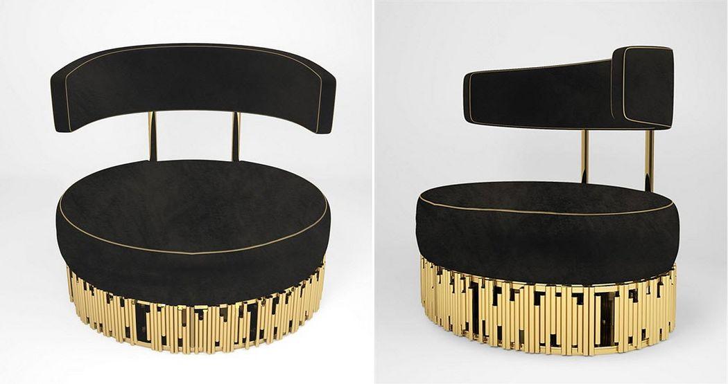 Muranti Furniture Chauffeuse Sessel Sitze & Sofas   