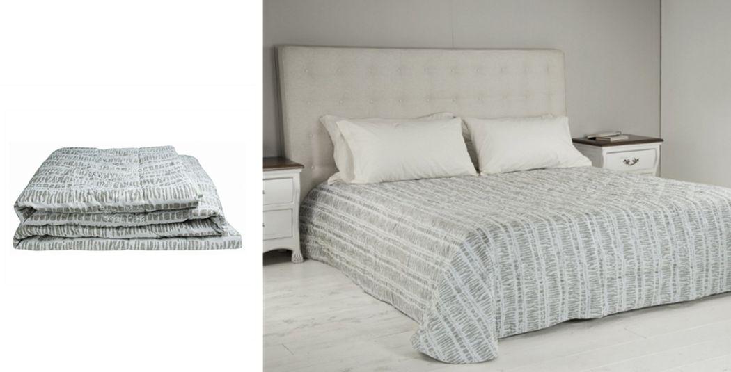 ZENONI & COLOMBI Quilt/Patchworkdecke Bettdecken und Plaids Haushaltswäsche   