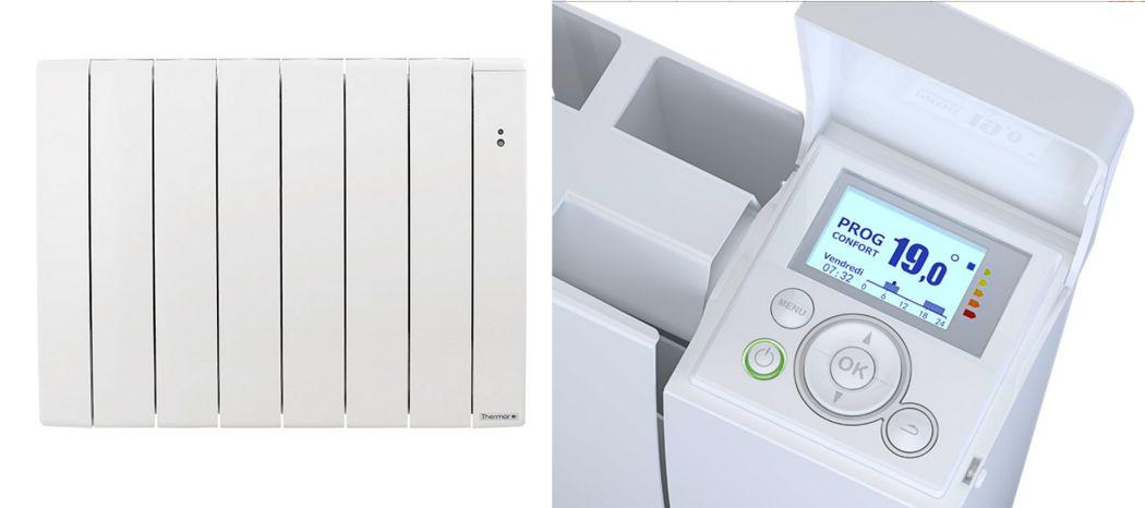 Thermor Elektro-Radiator Elektroheizung Ausstattung  |