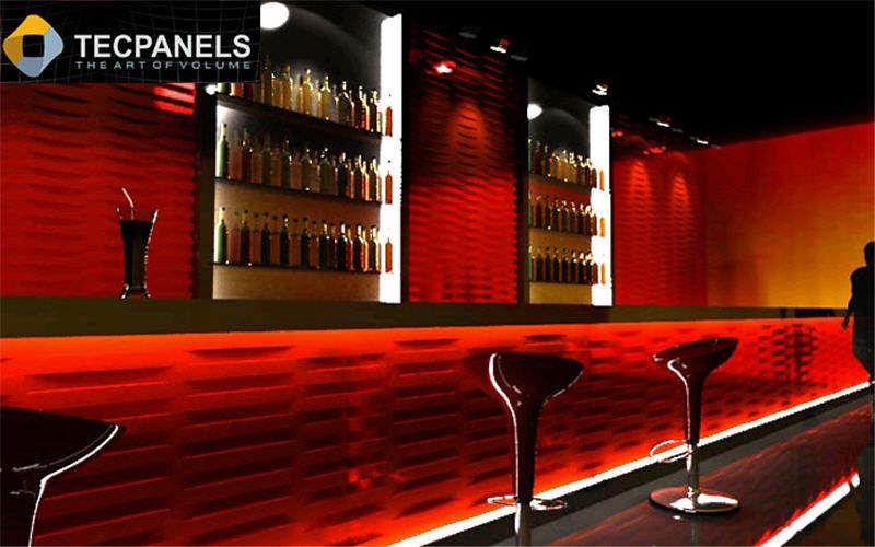 TECPANELS Wohnzimmer-Bar |