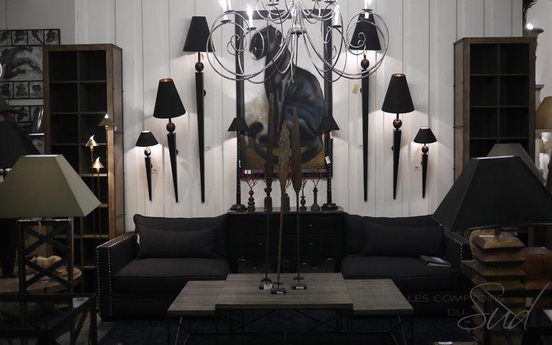 Les Comptoirs Du Sud Wohnzimmer-Bar | Design Modern