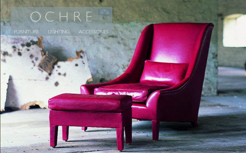 Ochre Sessel und Sitzkissen Sessel Sitze & Sofas Wohnzimmer-Bar   Design Modern
