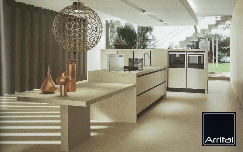 ARRITAL CUCINE Einbauküche Küchen Küchenausstattung Küche | Design Modern