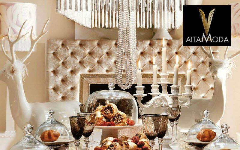 AltaModa Italia Tellerglocke Menüglocken Tischzubehör Esszimmer | Klassisch