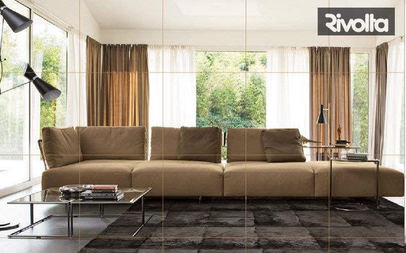 RIVOLTA Variables Sofa Sofas Sitze & Sofas   