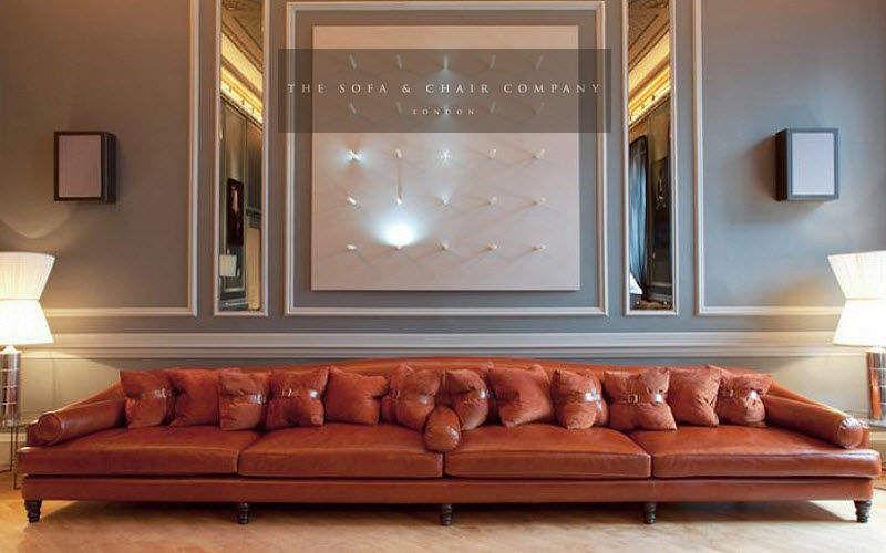 THE SOFA AND CHAIR COMPANY Sofa 4-Sitzer Sofas Sitze & Sofas Arbeitsplatz | Klassisch