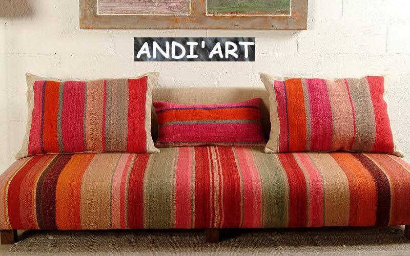 Andi'art Gepolsterte Bank Sitzbänke Sitze & Sofas Wohnzimmer-Bar | Exotisch