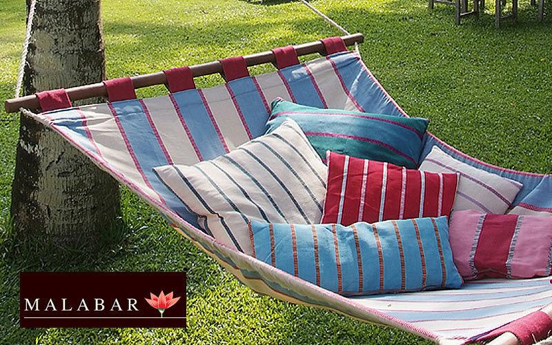 Malabar Bezugsstoff Möbelstoffe Stoffe & Vorhänge Garten-Pool | Land
