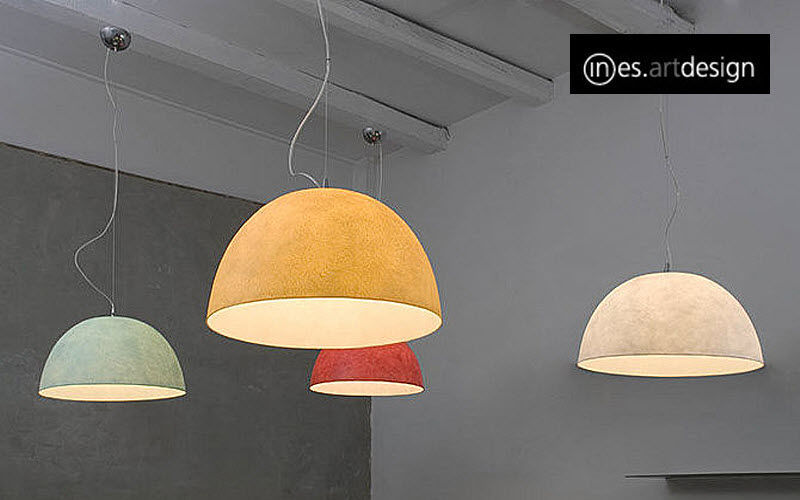 In-es.artdesign Bürohängelampe Kronleuchter und Hängelampen Innenbeleuchtung  |