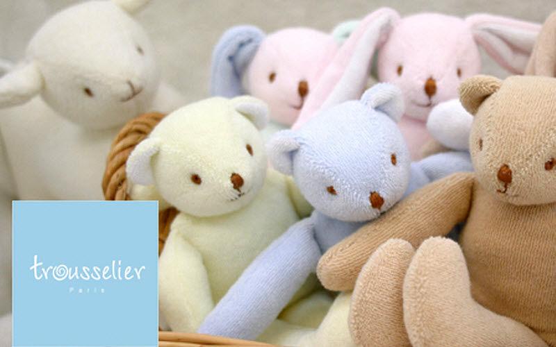 TROUSSELIER ET BASS&BASS Stofftier Plüschtiere Spiele & Spielzeuge Kinderzimmer |