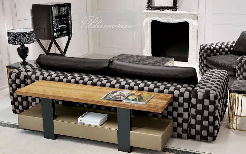 Blumarine Home Collection Sofarückwand Beistelltisch Tisch  |