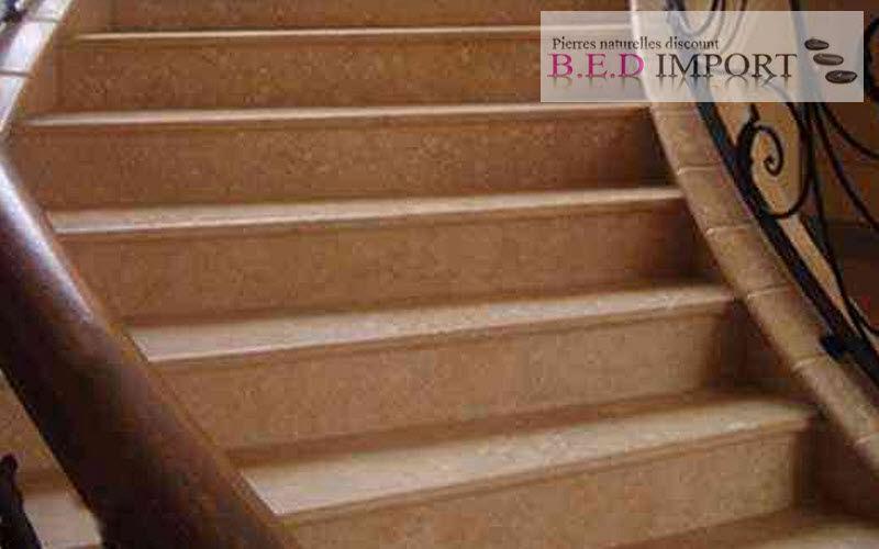 B.E.D IMPORT Innenstufe Treppen, Leitern Ausstattung  |