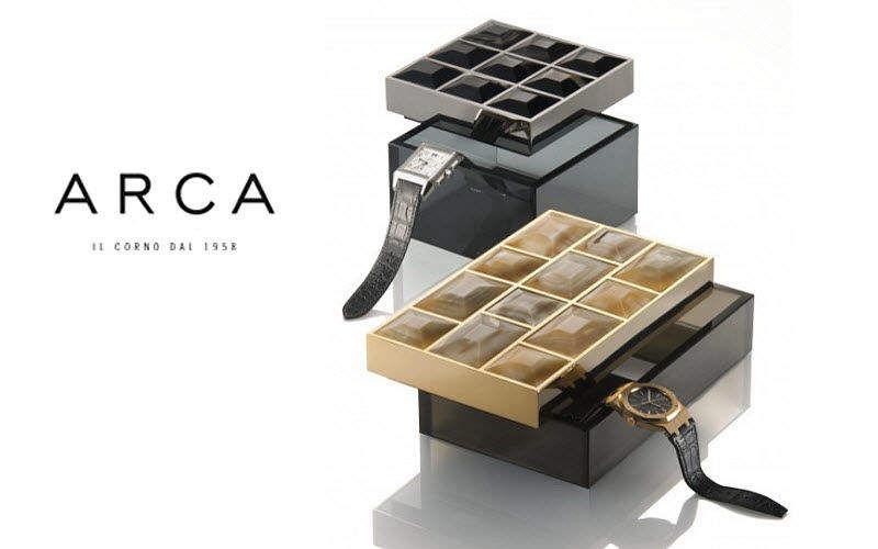 ARCAHORN Armbanduhrkasten Truhen Dekorative Gegenstände  |