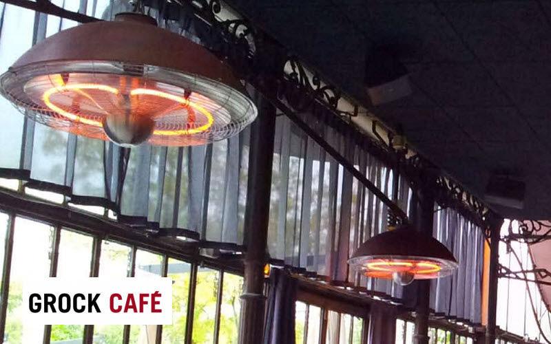 GROCK CAFE Elektrische Terrassenheizung Außenheizung Außen Diverses  |