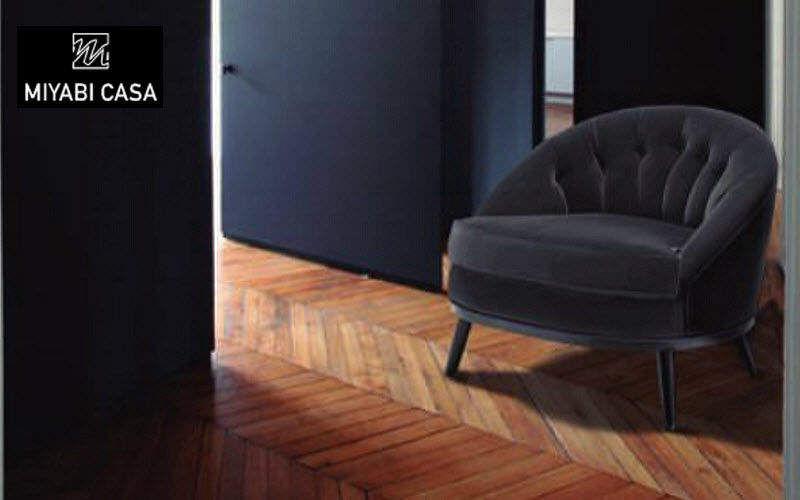 MIYABI CASA Crapaud-Sessel Sessel Sitze & Sofas  |