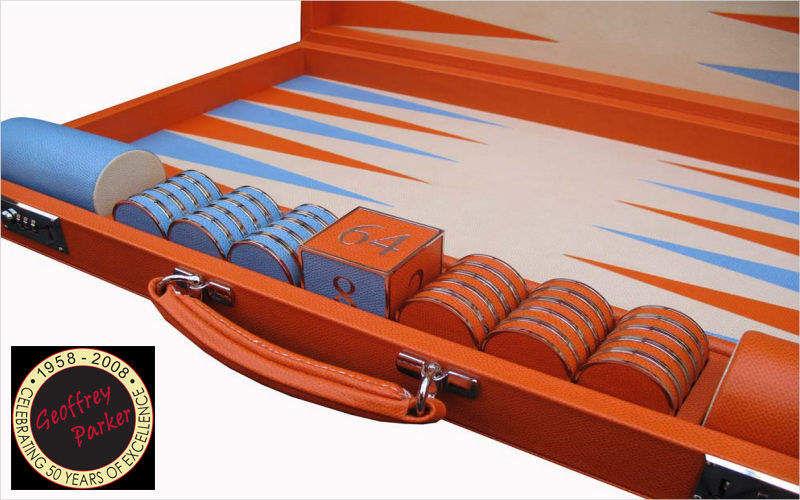 GEOFFREY PARKER GAMES Backgammon Gesellschaftsspiele Spiele & Spielzeuge  | Klassisch