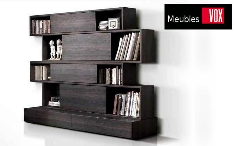 MEUBLES VOX Offene-Bibliothek Bücherregale Regale & Schränke  |