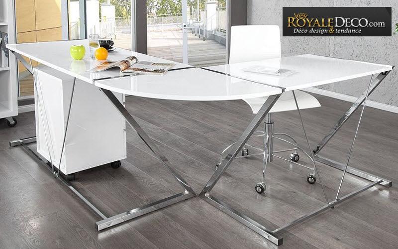 ROYALEDECO.COM Eckschreibtisch Schreibtische & Tische Büro  |