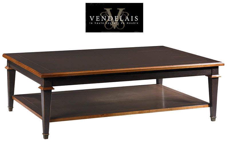 Atelier Du Vendelais Rechteckiger Couchtisch Couchtische Tisch  | Klassisch