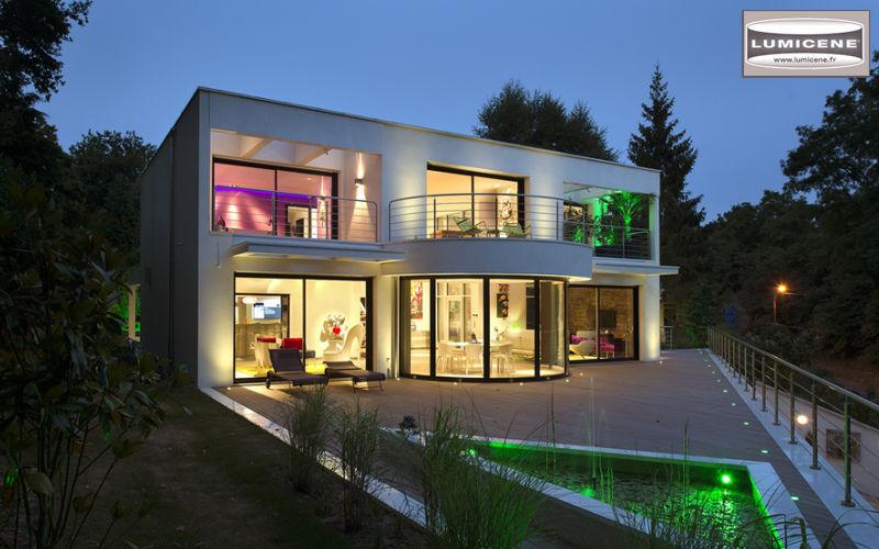 Lumicene Schiebeglasfensterfront Balkon-/Terrassentüren Fenster & Türen   