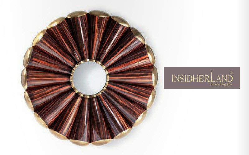 INSIDHERLAND Spiegel Spiegel Dekorative Gegenstände  | Unkonventionell