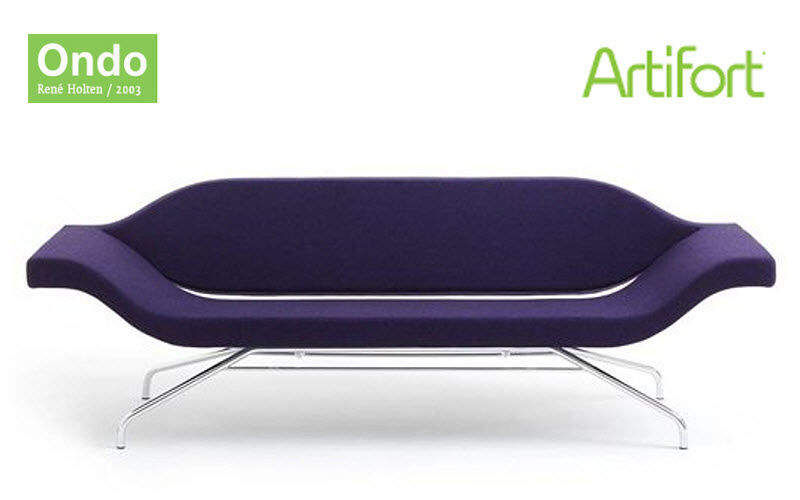 Artifort Sofa 2-Sitzer Sofas Sitze & Sofas  |
