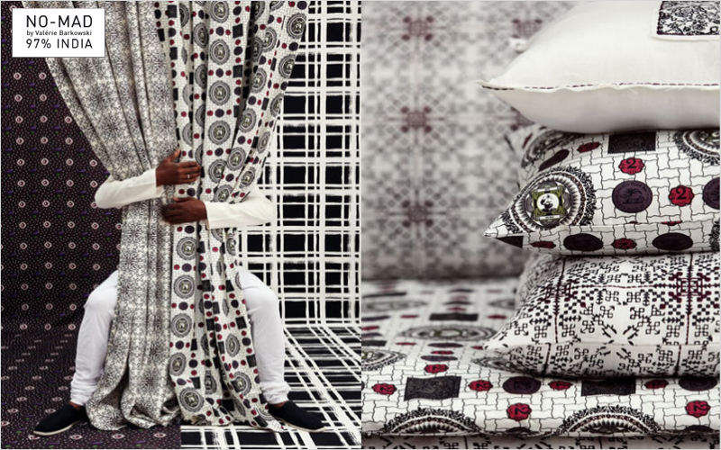 NO-MAD 97% INDIA Meterware Möbelstoffe Stoffe & Vorhänge  |