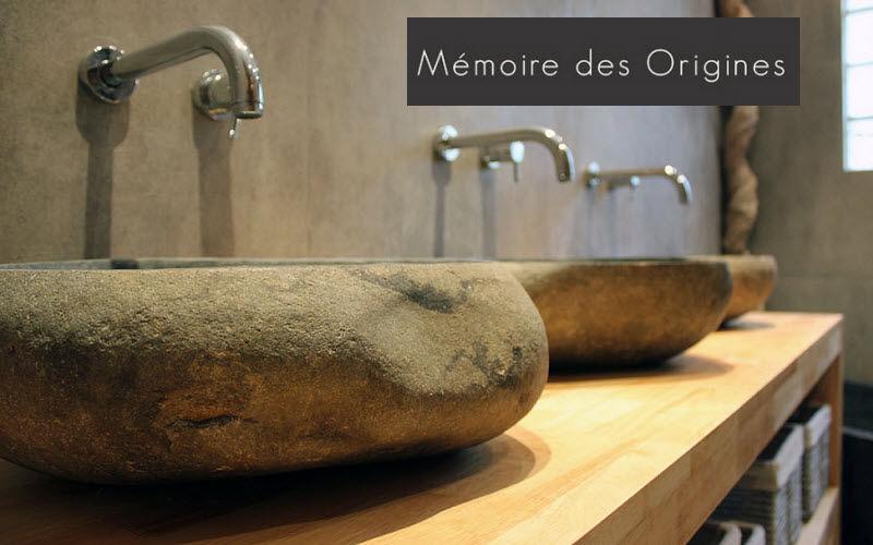 MEMOIRE DES ORIGINES Waschbecken freistehend Waschbecken Bad Sanitär  |