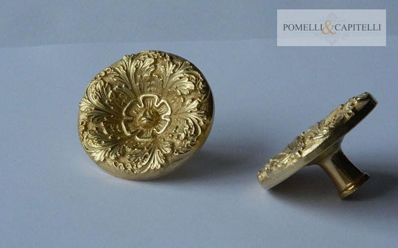 POMELLI E CAPITELLI Möbel- und Schrankknopf Eisenwaren Metallwaren  | Klassisch