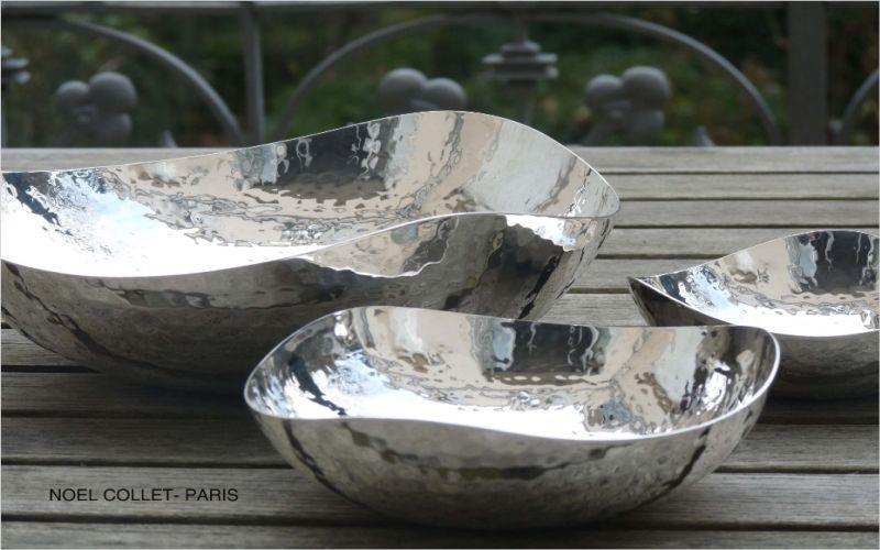 NOEL COLLET Orfèvre Deko-Schale Schalen und Gefäße Dekorative Gegenstände  |