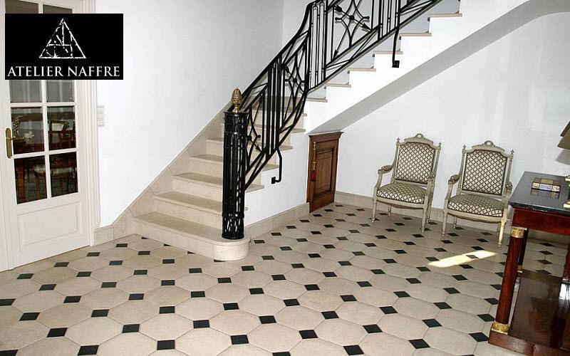 Atelier Naffre Innenplatten Bodenplatten Böden  |