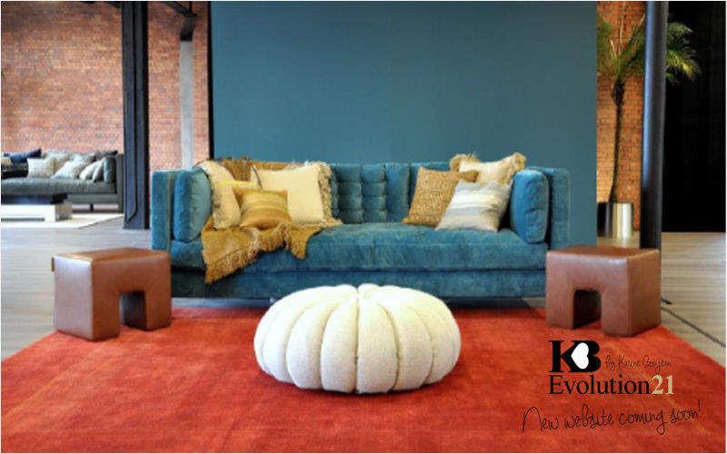 EVOLUTION21 BY KARINE BONJEAN Sofa 3-Sitzer Sofas Sitze & Sofas   