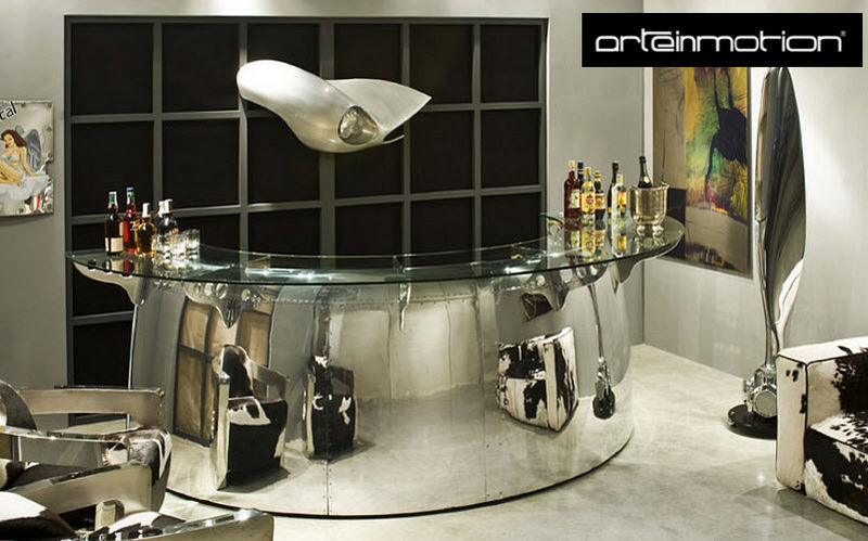 ARTEINMOTION Barmöbel Barmöbel Tisch  | Unkonventionell