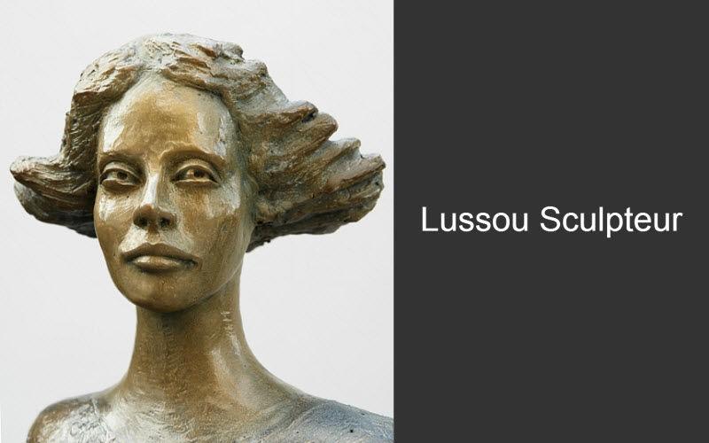 LUSSOU Büste Figuren und Skulpturen Kunst  |
