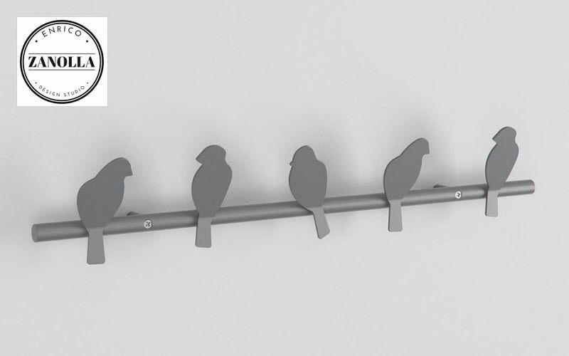 ENRICO ZANOLLA Wandhaken Möbel & Accessoires für den Eingangsbereich Regale & Schränke  |