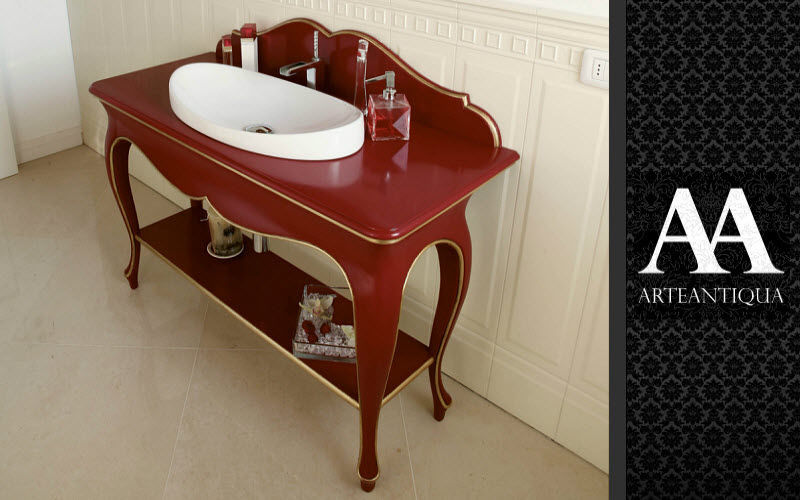Arte Antiqua Waschtisch Möbel Badezimmermöbel Bad Sanitär  | Klassisch
