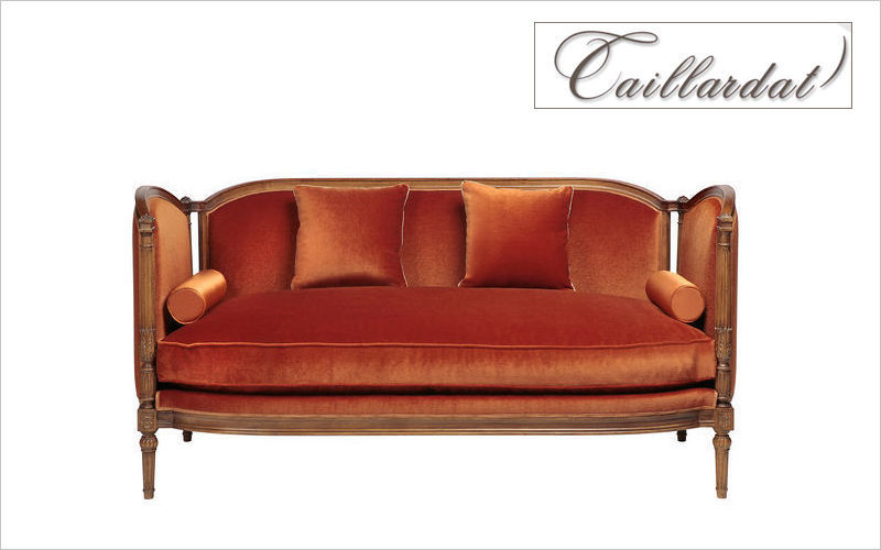 Taillardat Sofa 3-Sitzer Sofas Sitze & Sofas  | Klassisch