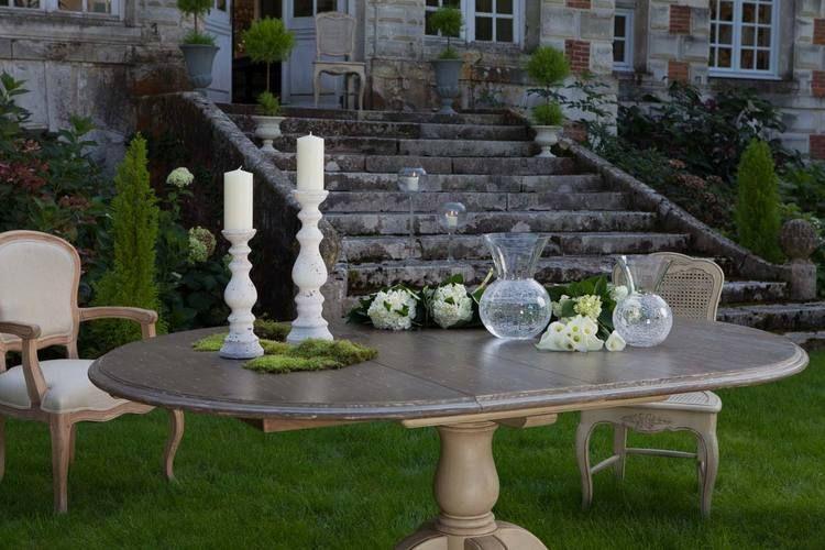 Interior's Ovaler Esstisch Esstische Tisch  |
