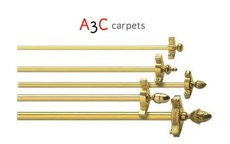 Moquettes A3C CARPETS Treppenläuferstange Eisenwaren Metallwaren   