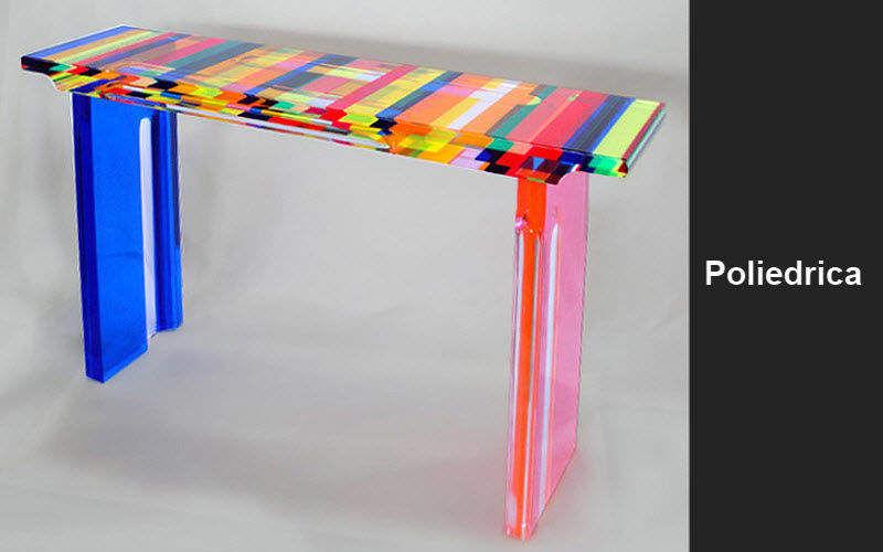Poliedrica Konsolentisch Konsolen Tisch  |