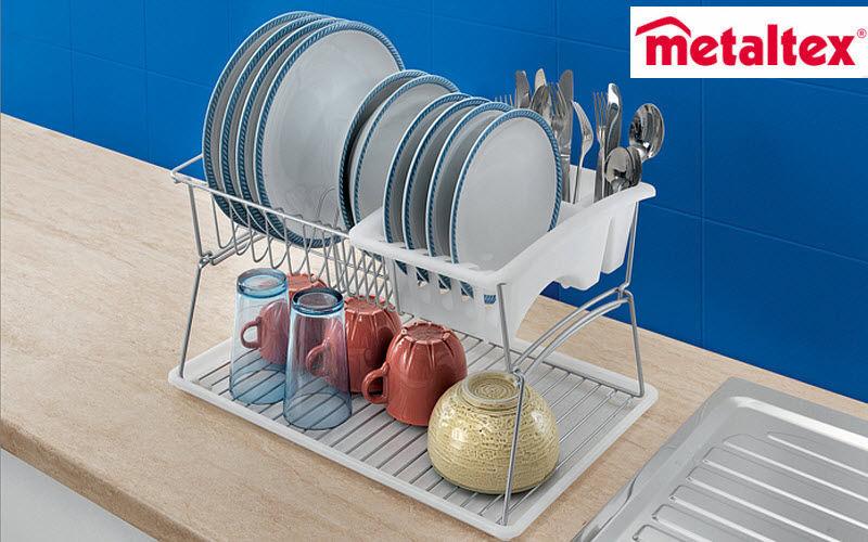 Metaltex Abtropfgestell Geschirrkörbe Küchenaccessoires  |
