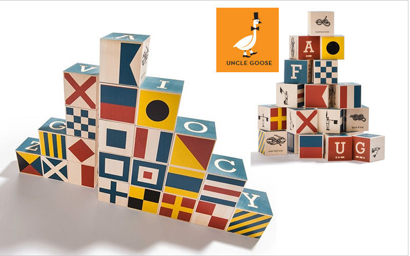UNCLE GOOSE  Spiele Spielsachen Spiele & Spielzeuge   