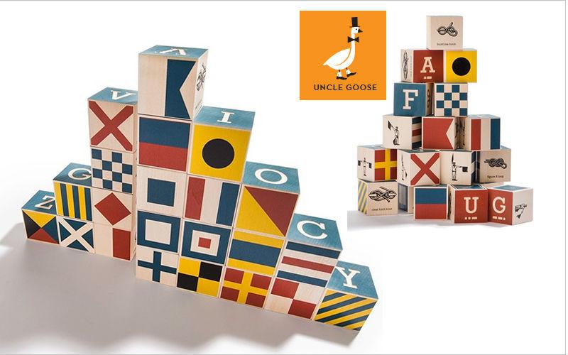 UNCLE GOOSE Würfel Spiele Spielsachen Spiele & Spielzeuge  |
