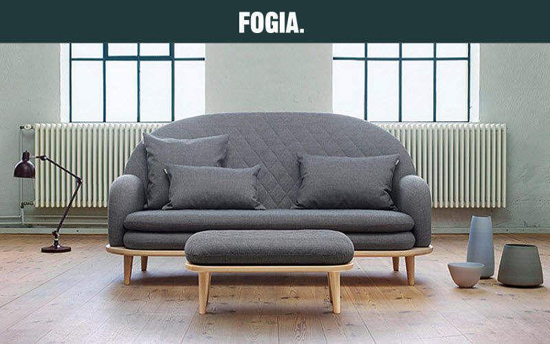 Fogia Sofa 2-Sitzer Sofas Sitze & Sofas  |